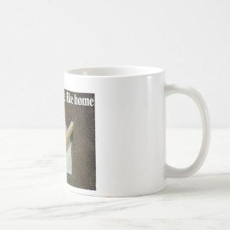 Theres No PLATE Like Home Coffee Mugs