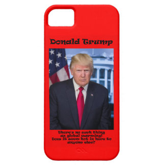 There's No Such Thing - Anti Trump iPhone 5 Cover
