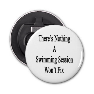 There's Nothing A Swimming Session Won't Fix