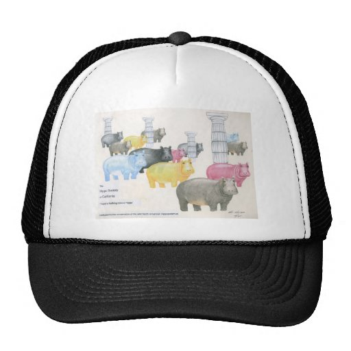 There's Nothing Like a Hippo Hat