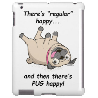 There's Regular Happy, and Then There's PUG Happy!