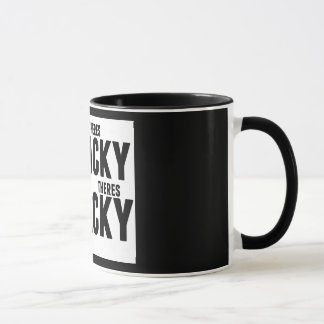 There's Wacky Then There's Dacky MUG