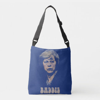 theresa may is a baddie crossbody bag