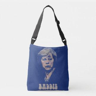 theresa may is a baddie crossbody bag