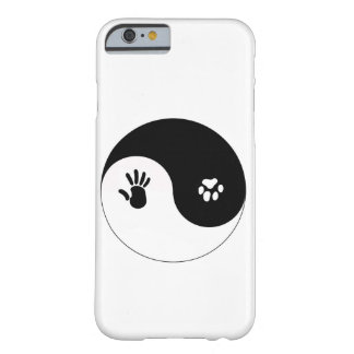 Therian Yin and Human Yang Barely There iPhone 6 Case