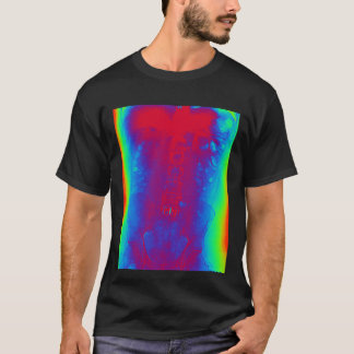 Thermal CT Scan by KLM-initialed- T-Shirt