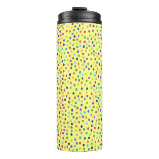 Thermal cup Colorful Dots