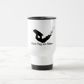 Thermal cup for the Kiter