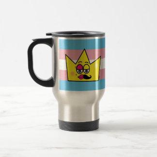 Thermal mug Stainless Steel - Transgênero Trans