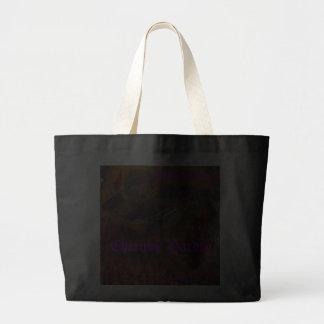 TheRobGlass Cherubs' Garden Companion Jumbo Tote Jumbo Tote Bag