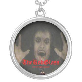TheRobGlass Vampire Jewelry Necklace Charm
