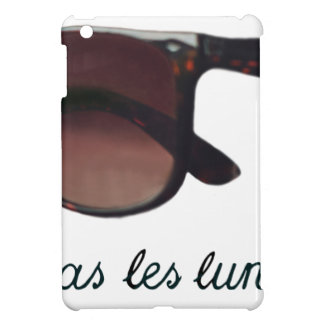 These are note sunglasses case for the iPad mini