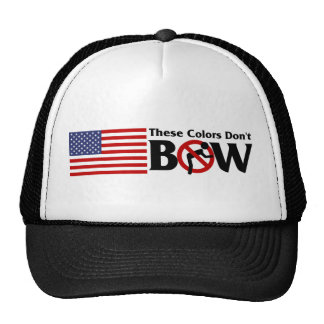 These Colors Don't Bow Cap