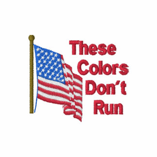 These Colors Don't Run Polo Shirts