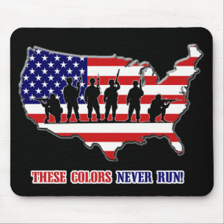 These Colors Never Run!  Mousepad