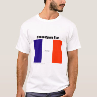 These colors run T-Shirt