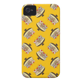 These Frenchies want to be your sweet banana split Case-Mate iPhone 4 Case