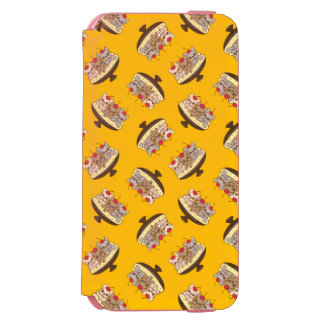 These Frenchies want to be your sweet banana split Incipio Watson™ iPhone 6 Wallet Case