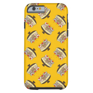 These Frenchies want to be your sweet banana split Tough iPhone 6 Case
