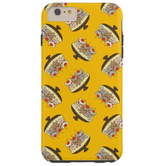 These Frenchies want to be your sweet banana split Tough iPhone 6 Plus Case