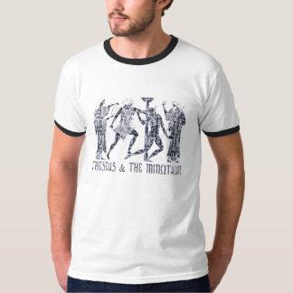 Theseus & The Minotaur T-Shirt