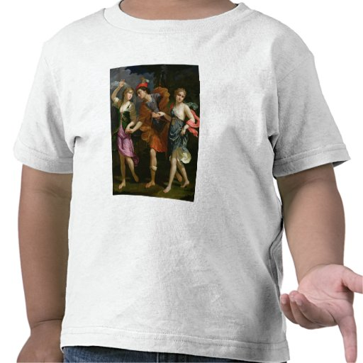 Theseus with Ariadne and Phaedra T-shirt