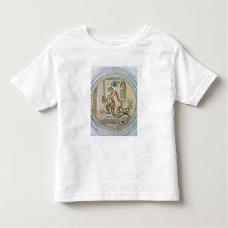 Theseus wrestling with the Minotaur Shirt