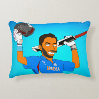 theSinghSingh's Yuv characature style pillow