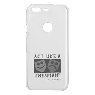Thespian Cell Phone Case