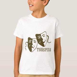 thespian od green t shirts