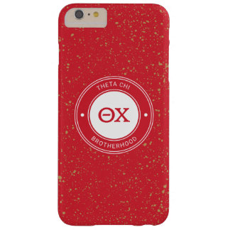 Theta Chi   Badge Barely There iPhone 6 Plus Case