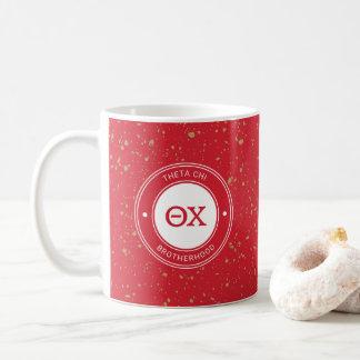 Theta Chi   Badge Coffee Mug