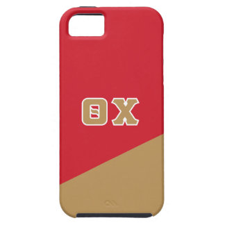 Theta Chi | Greek Letters Case For The iPhone 5