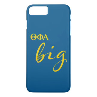 Theta Phi Alpha Big Script iPhone 8 Plus/7 Plus Case