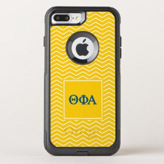 Theta Phi Alpha | Chevron Pattern OtterBox Commuter iPhone 7 Plus Case