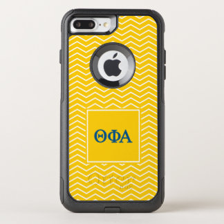 Theta Phi Alpha | Chevron Pattern OtterBox Commuter iPhone 8 Plus/7 Plus Case
