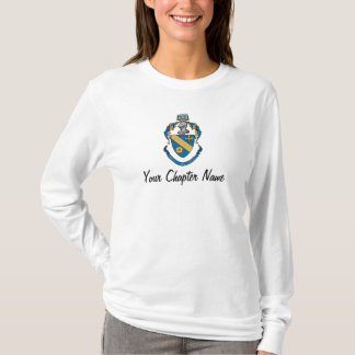 Theta Phi Alpha Coat of Arms T-Shirt