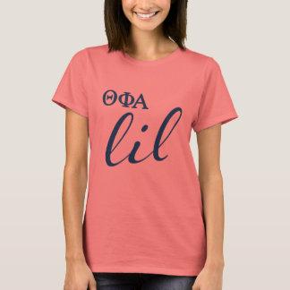 Theta Phi Alpha Lil Script T-Shirt