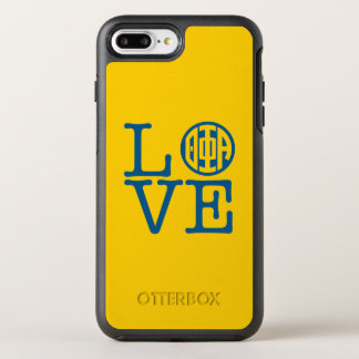 Theta Phi Alpha Love OtterBox Symmetry iPhone 8 Plus/7 Plus Case