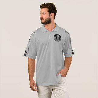 @TheTrumpPuppet Black Golf Shirt