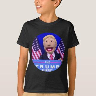 @TheTrumpPuppet Black T-shirt