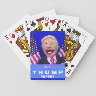 TheTrumpPuppet Playing Cards