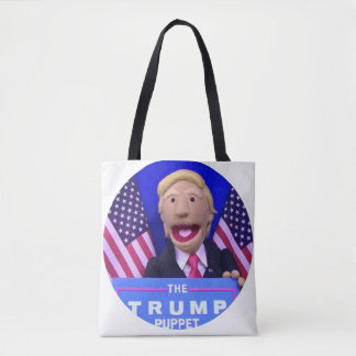 TheTrumpPuppet Style Tote