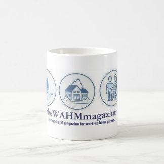 theWAHMmagazine mug