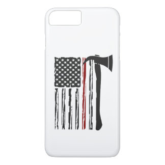 they american flag to firefighter iPhone 8 plus/7 plus case