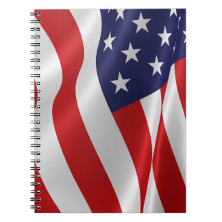 they american pride notebook