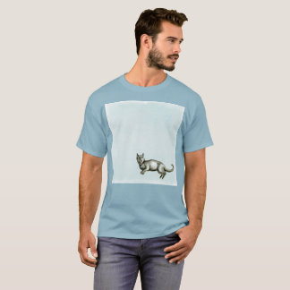 They Are Shooting At Me Watercolor Rare T-Shirt
