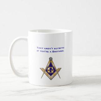 They aren't secrets coffee mug