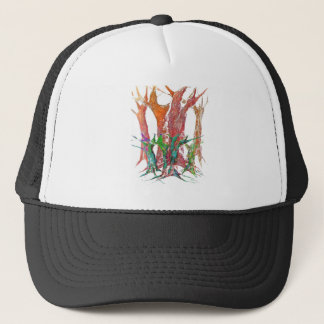 They Came To Me At Dawn Trucker Hat