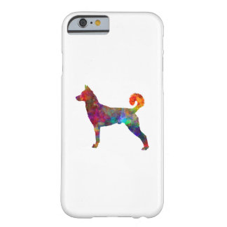 they canaan dog in watercolor 2 barely there iPhone 6 case